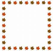 Leaf Page Border  Free Download Clip Art On Clipart