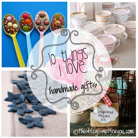Handmade Gifts For Lover - gifts this is not for you