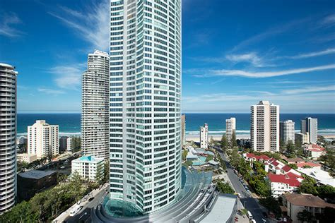 hotels with spa in room gold coast deluxe rooms surfers paradise watermark hotel spa gold coast
