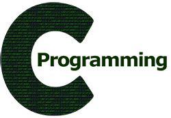 c programming : সি প্রোগ্রামিং C- Programming Logo