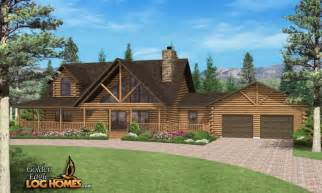 big log cabins large log cabin home plans timber log home