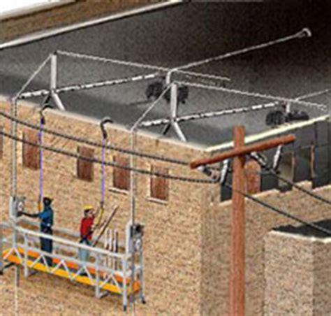 swing lo scaffolding swing stages mondello scaffolding shoring bossier