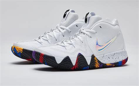 Sepatu Basket Adidas D 5 Nike Lebron Kyrie Ua the nike kyrie 4 ncaa celebrates march madness kicksonfire