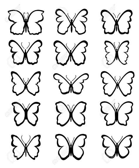 imagenes para pintar mariposas dibujos de mariposas para colorear demariposas com