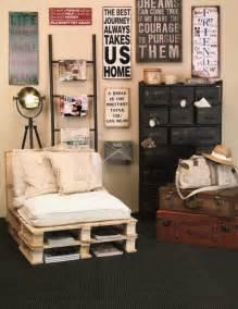 Handmade Interior Design - 34 wohnideen mit gebrauchten europaletten palettenm 246 bel