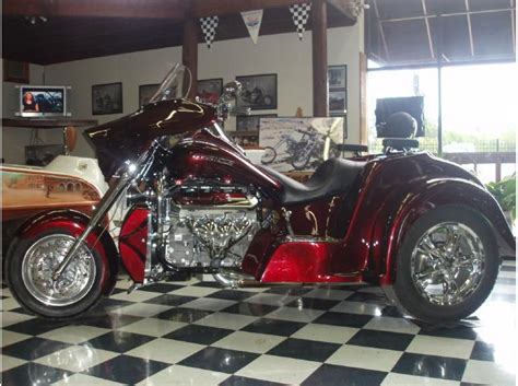 Bosshoss Motorrad Trike by 2013 Boss Hoss Bhc9 Ls Trike For Sale On 2040 Motos