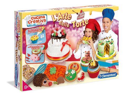 giochi cucinare torte clementoni cucina creativa l arte delle torte mister