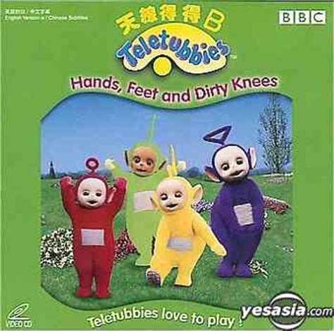 teletubbies knees yesasia teletubbies and knees vcd