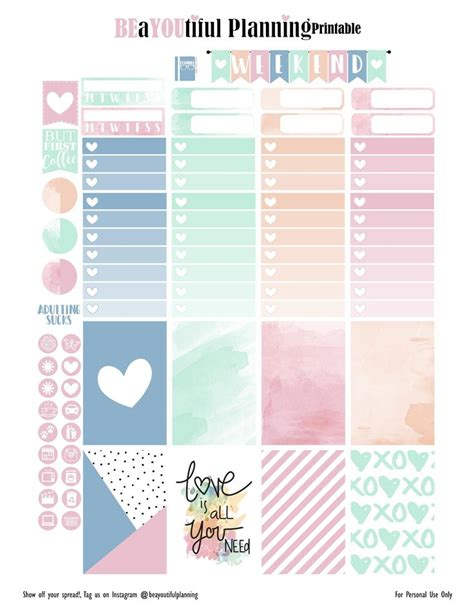 free printable planner quotes hey planner girls i was inspired by this quote i found on