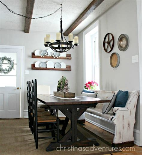 kitchen table chandelier farmhouse kitchen chandelier christinas adventures