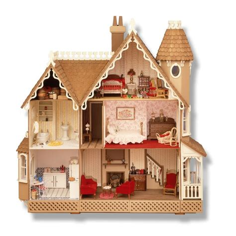 greenleaf dollhouses mckinley dollhouse reviews wayfair