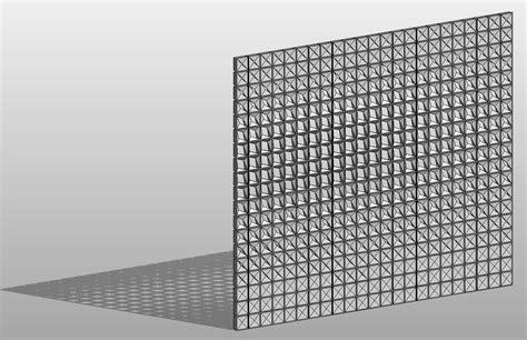 pattern curtain wall revit revit curtain wall adaptive components curtain
