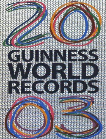 guinness world records 2005 0851121926 guinness world records 2005 enciclopedie e opere di consultazione panorama auto