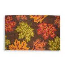 Fall Outside Door Mats Door Mats On Door Mats Doormats And Fall Door