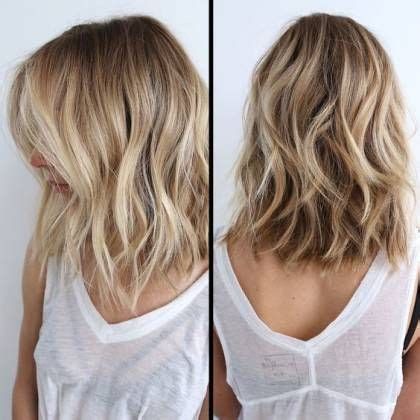 mid length hair cuts longer in front best 25 front bangs hairstyles ideas on pinterest long