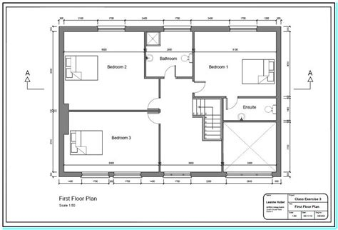 Autocad House Plans Escortsea