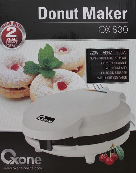 Oxone Donut Maker gerai yuli shop terpercaya
