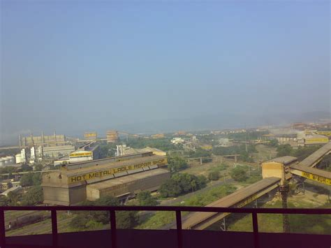 Mba In Vizag Steel Plant by Panoramio Photo Of Visakhapatnam Steel Plant View