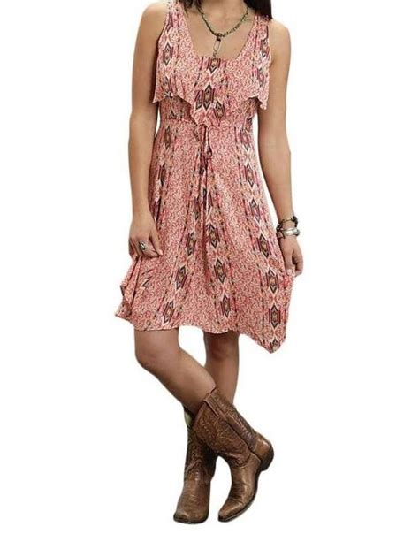 dress cowboy boots dresses to wear with cowboy boots think pink