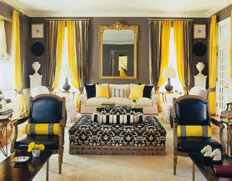 black and yellow room design c b i d home decor and design exploring wall color the