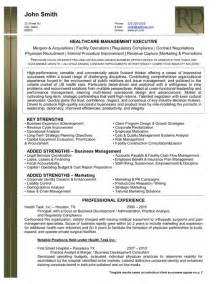 best executive resume templates amp samples on pinterest