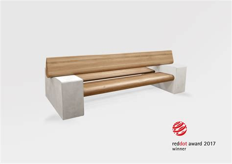 bench drop drip drop bench for arlanda central wins reddot design