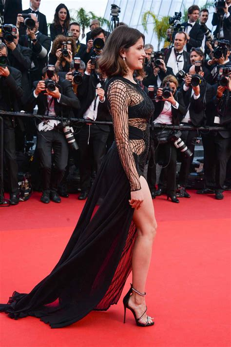 Cannes Festival 3 by Laetitia Casta At The Unknown Premiere During The