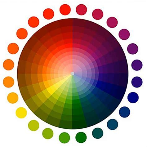 color circle broadsheet exercise
