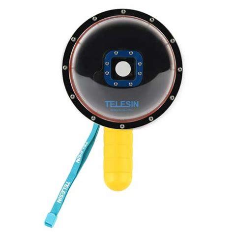 Jual Gopro 4 Plus jual telesin dome port 6inch for gopro hero4 3 3 harga dan spesifikasi