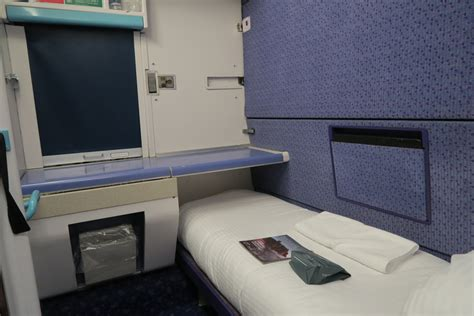 Caledonian Sleeper Berth by The Caledonian Sleeper Travel In Lochaber Ardnamurchan
