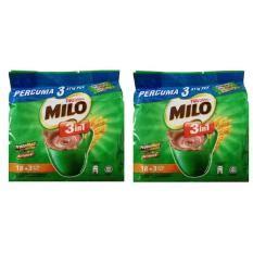 Milo Malaysia Milo 3 In 1 Sachet jual makanan sarapan terbaik terlengkap lazada co id