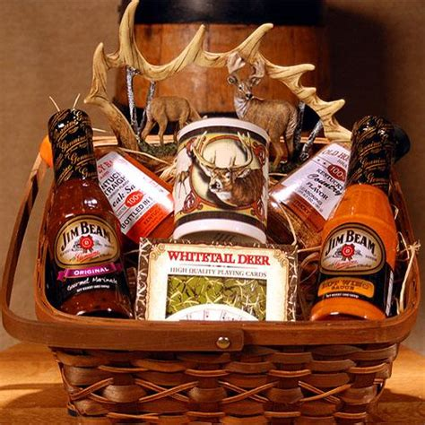 gift ideas for deer hunters tasteofbourbon bourbon gift baskets for all occasions