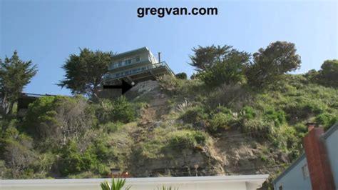 Best Small House Design concrete over slope soil erosion tips homes on hillsides