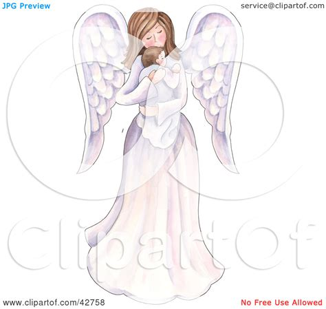 clipart   angel mother   children clipground
