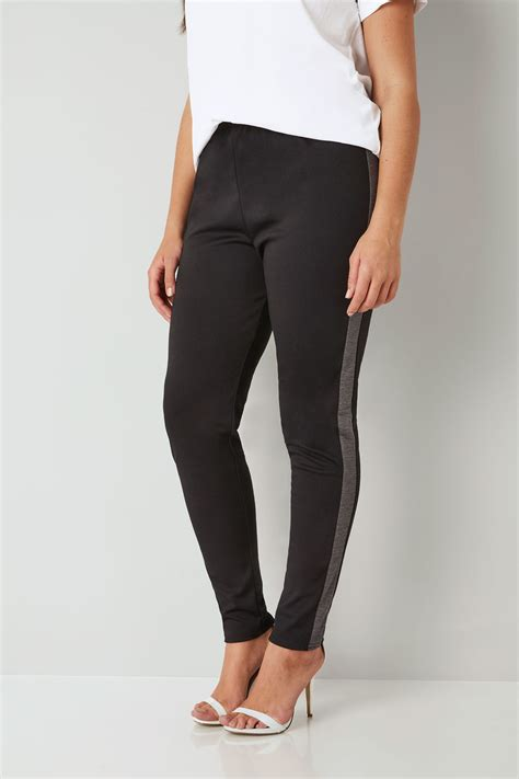 Gap Vertical Black Grey T3010 limited collection black grey with side stripe