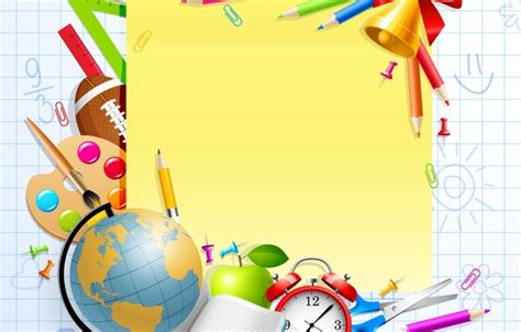 School Background Images 24 Images by Wallpaper Photo Frame Stationery Schedule Tutorials