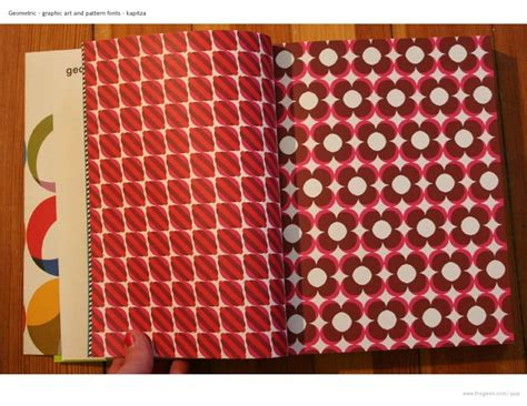 Book Geometric Patterns geometric pattern book