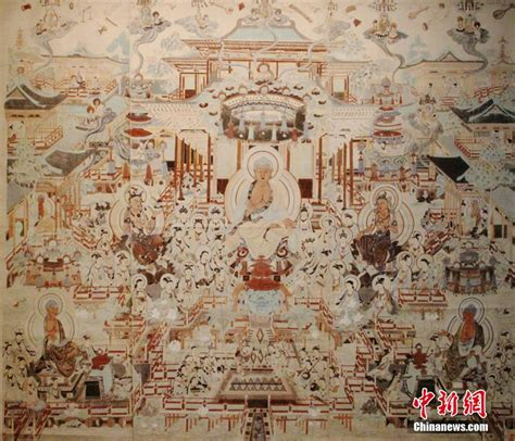 fresco dunhuang stunning dunhuang frescoes source of inspiration for