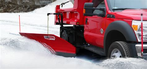 Fisher Gyp Plastik Ram Toggle 1 side wing snow plow for
