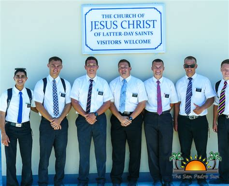 Latter Day Saints Records Grand Opening The Church Of Jesus Of Latter Day Saints The San Pedro Sun