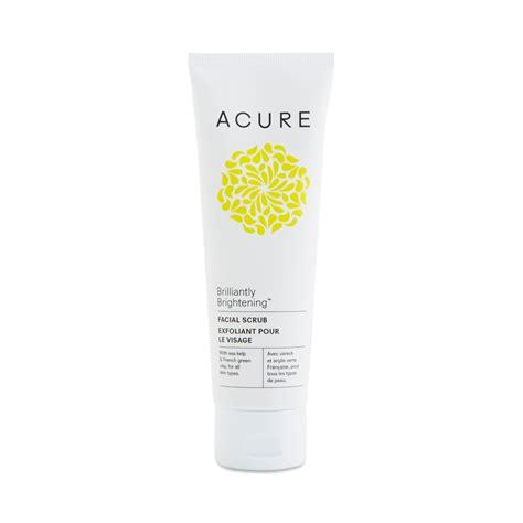 Longrich Skin Nature Brightening Scrub Peeling brightening scrub by acure organics thrive market
