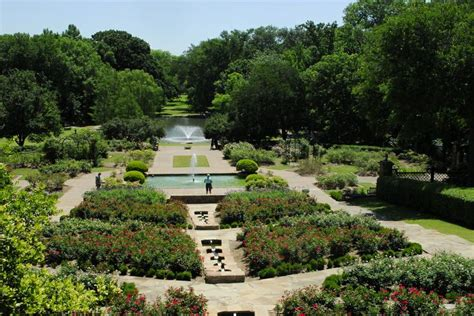 Fw Botanical Gardens Fort Worth Botanical Garden Gardens Pinterest