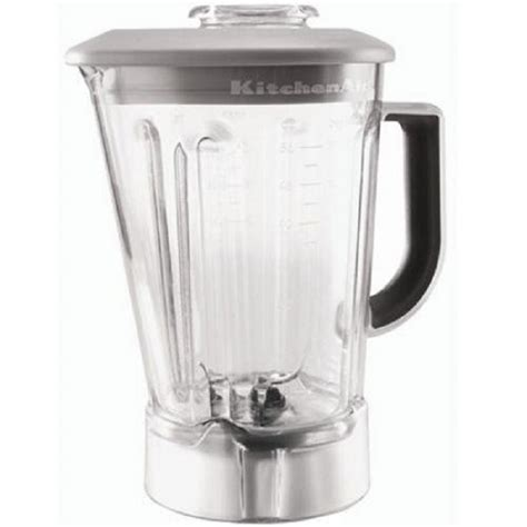 ksbpsf kitchenaid  ounce blender pitcher  silver