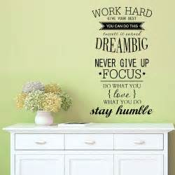 Motivational Wall Stickers Online Buy Wholesale Motivational Wall Quotes From China