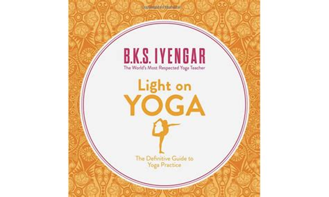 light on yoga the best yoga books for beginners blog dandk