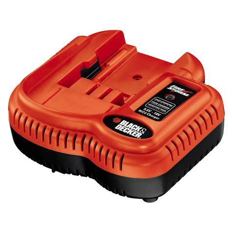 black decker charger 12v shop black decker 18 volt power tool battery charger at