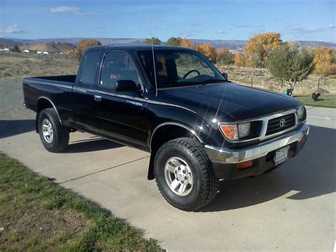 auto manual repair 1996 toyota tacoma xtra navigation system dimefinder 1995 toyota tacoma xtra cabpickup specs photos modification info at cardomain
