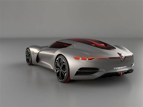renault concept official renault trezor concept with formula e power