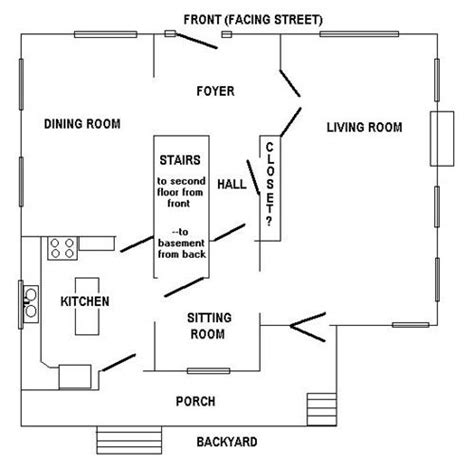 layout of buffy summers house 20 best images about movie tv floorplans on pinterest