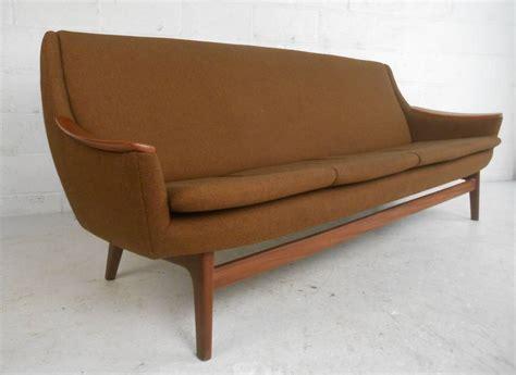long modern sofa long scandinavian modern sofa for sale at 1stdibs